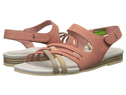 Ahnu - Saratoga (Brick Dust) Women's Sandals