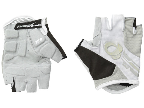 Pearl Izumi - ELITE Gel Glove (White/White) Cycling Gloves