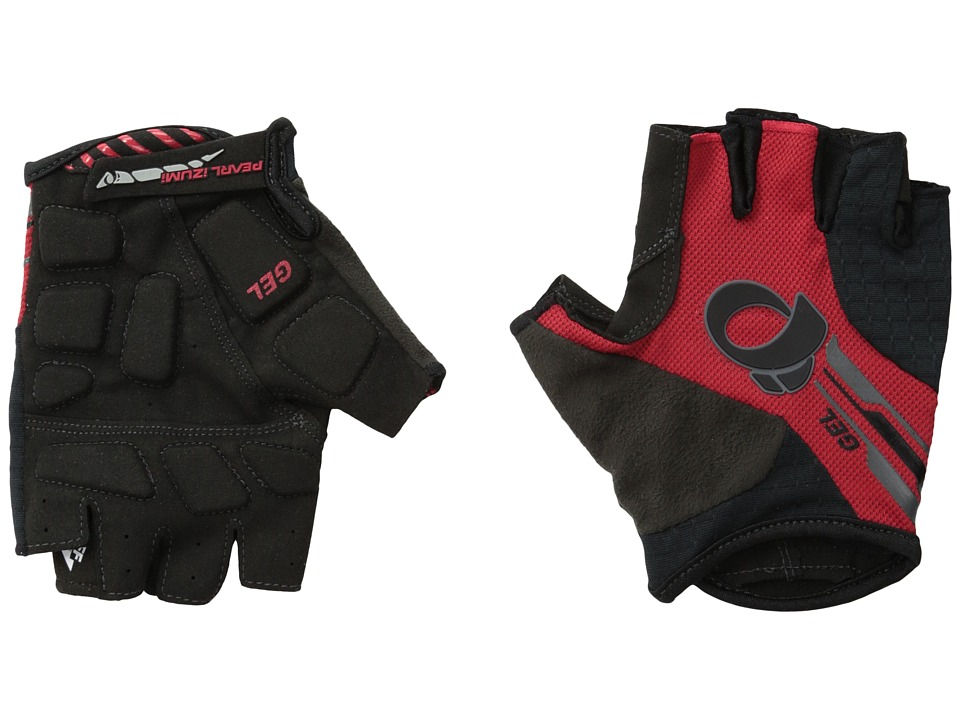 Pearl Izumi - ELITE Gel Glove (True Red/Black) Cycling Gloves