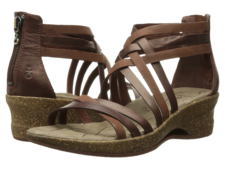 Ahnu - Trolley (Brandy) Women's Dress Sandals