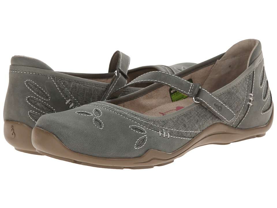Ahnu - Gracie Pro (Agave Green) Women's Slip on Shoes