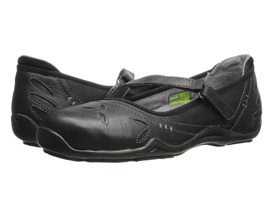 Ahnu - Gracie Pro (Black) Women's Slip on Shoes