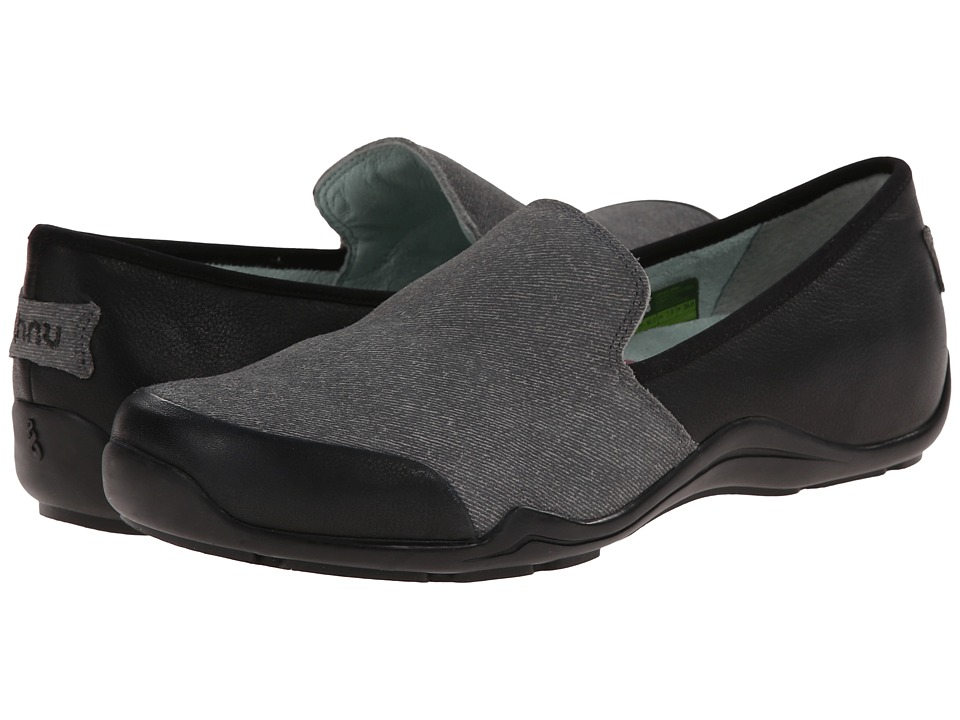 Ahnu - Penny Pro (Charcoal Gray) Women's Slip on Shoes