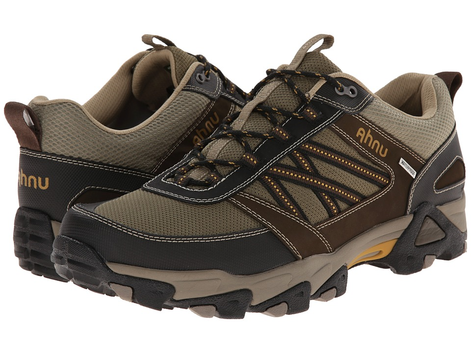 Ahnu - Mount Tam (Shore Brown) Men's Shoes