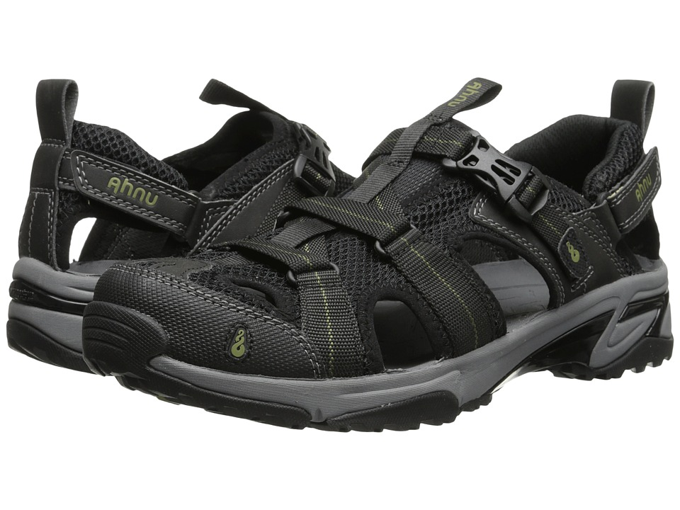 Ahnu - Del Rey (Black) Men's Shoes