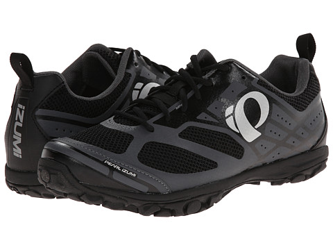 Pearl Izumi - X-Alp Seek Vi (Black) Men's Cycling Shoes