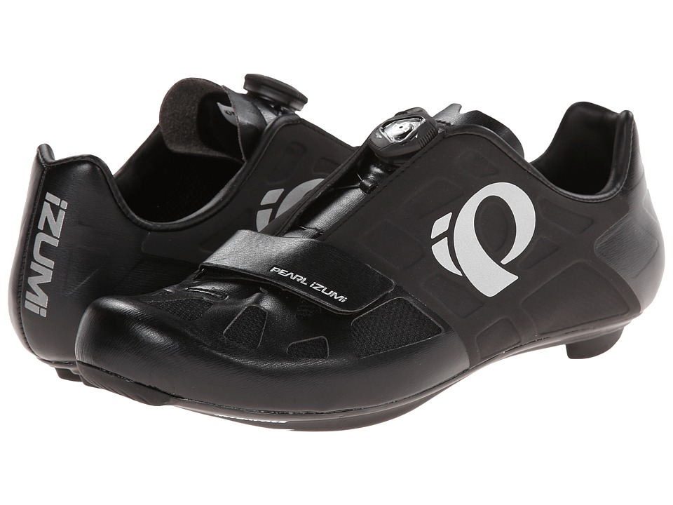 Pearl Izumi - Elite Rd IV (Black/Black) Men's Cycling Shoes