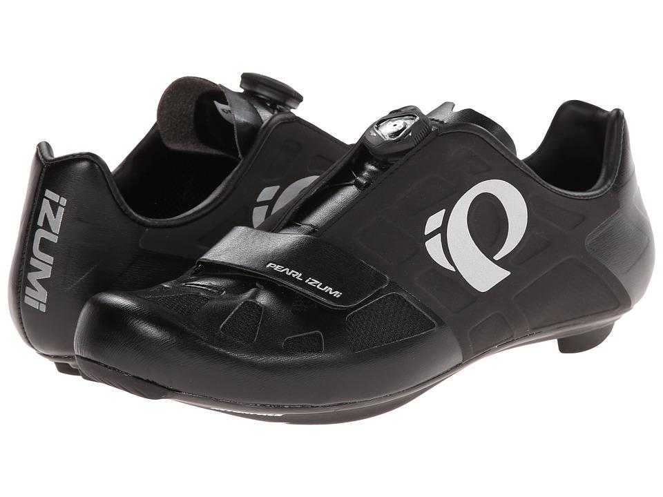 Pearl Izumi - Elite Rd IV (Black/Black) Men's Cycling Shoes