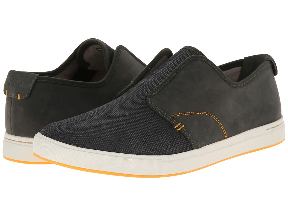 Ahnu - North Beach Leather (Climbing Ivy) Men's Shoes