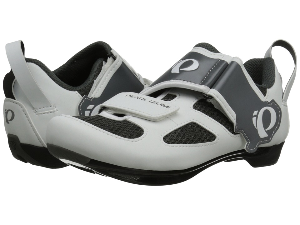 Pearl Izumi - W Tri Fly V (White/Black) Women's Cycling Shoes