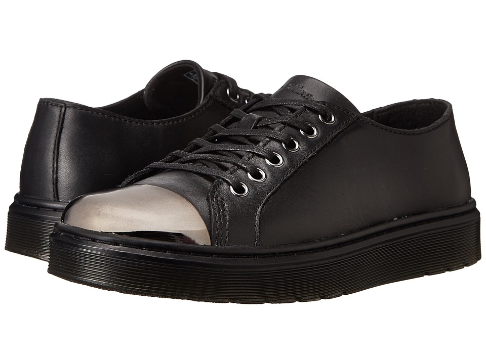 Dr. Martens - Alexei Plastic TC Lace To Toe (Black Danio) Women's Lace up casual Shoes