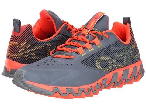 adidas Running - Vigor 5 (Onix/Semi Solar Yellow/Solar Red) Men's Running Shoes