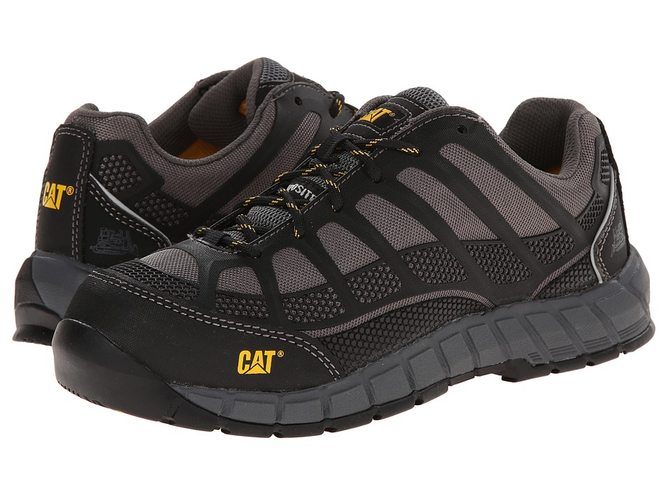 Caterpillar - Streamline CT (Black/Dark Shadow) Women's Industrial Shoes