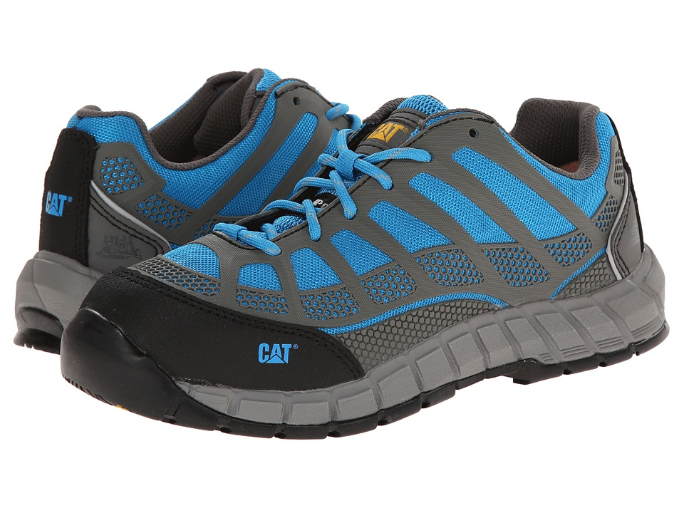 Caterpillar - Streamline CT (Methyl Blue) Women's Industrial Shoes