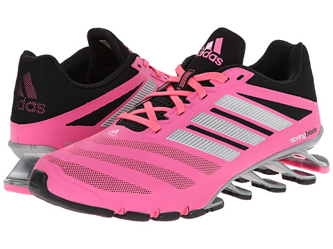 adidas Running - Springblade Ignite (Solar Pink/Silver Metallic/Black) Women's Running Shoes
