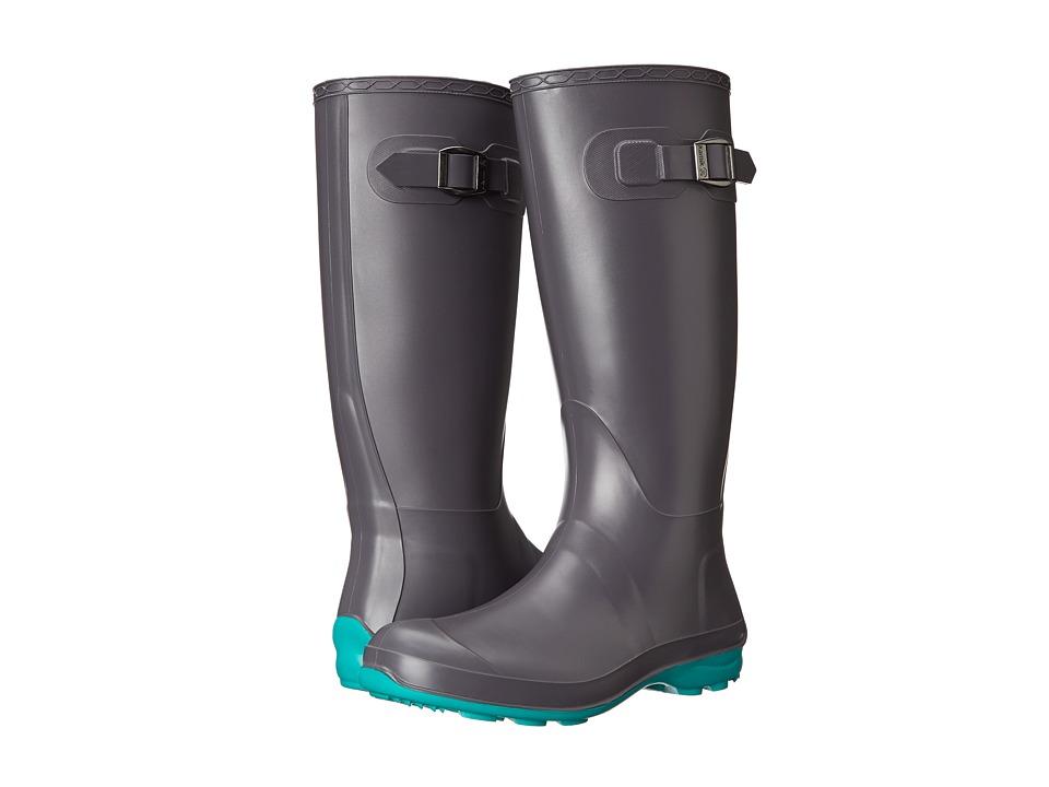 Kamik - Olivia (Charcoal 1) Women's Rain Boots