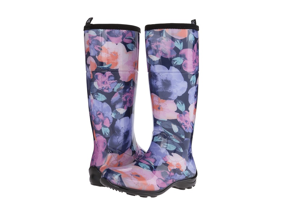 Kamik - Poppies (Purple) Women's Rain Boots
