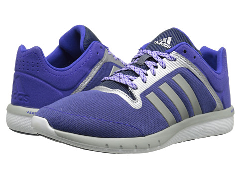 adidas Running - CC Fresh 2 W (Night Flash/Silver Metallic/Glow Purple) Women