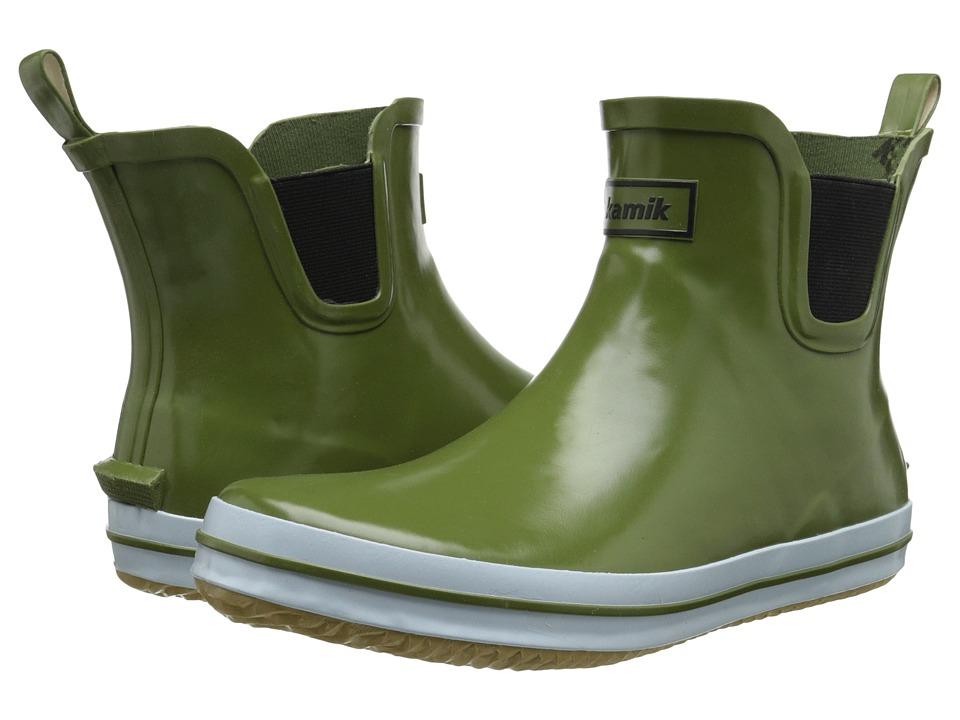 Kamik - Sharon Lo (Olive) Women's Rain Boots