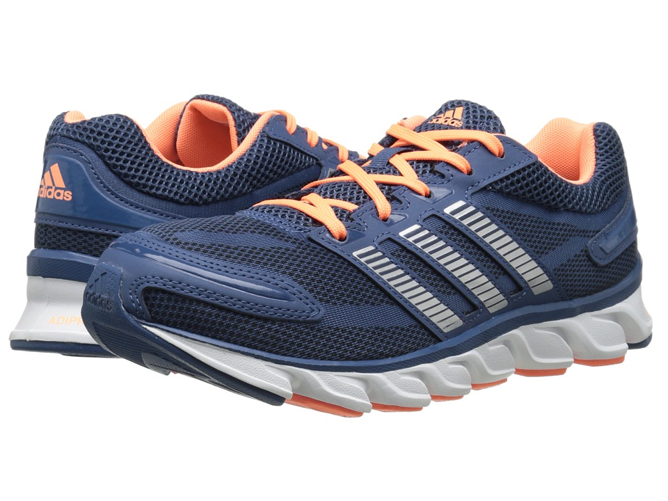 adidas Running - Powerblaze W (Vista Blue/Collegiate Navy/Silver Metallic) Women's Running Shoes