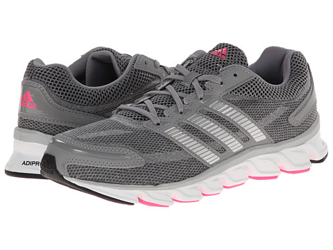adidas Running - Powerblaze W (CH Solid Grey/Silver Metallic/Solar Pink) Women