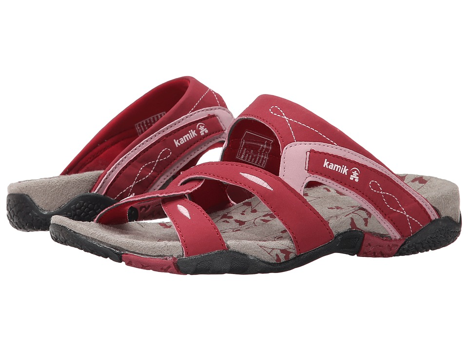 Kamik - Sandbanks (Red) Women's Sandals
