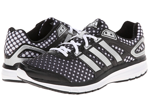 adidas Running - Duramo 6 W (Black/Silver Metallic/White) Women