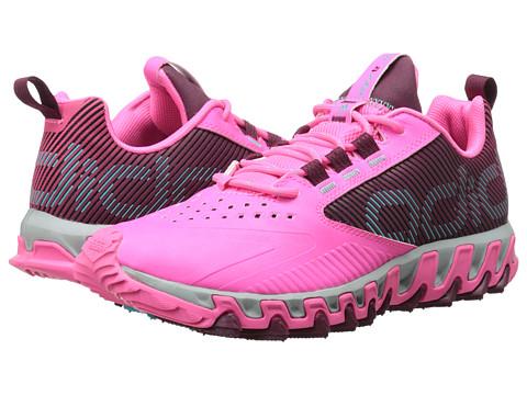 adidas Running - Vigor 5 TR (Amazon Red/Solar Pink/Mid Grey) Women