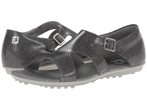 FootJoy - Fashion Sandal (Black) Women's Dress Sandals