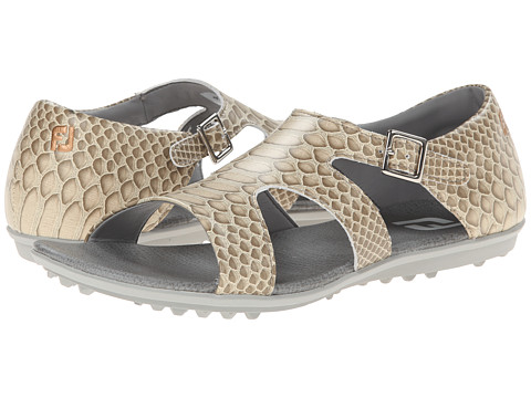 FootJoy - Fashion Sandal (Beige) Women