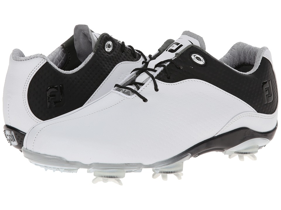 FootJoy - DNA (White/Black) Women's Golf Shoes