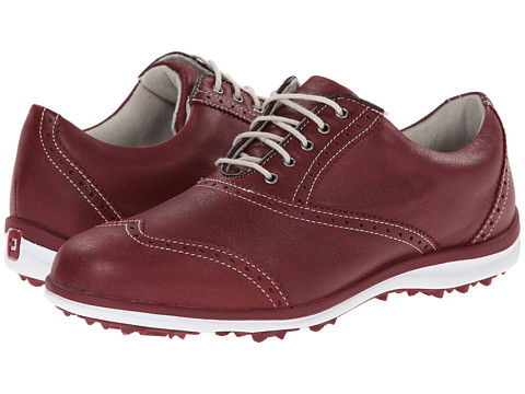 FootJoy - LoPro (Red) Women's Golf Shoes