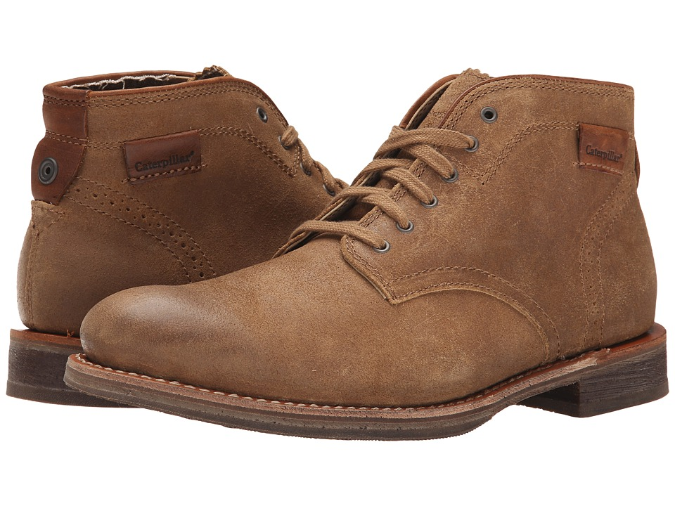 Caterpillar - Caine Mid (Tobacco) Men
