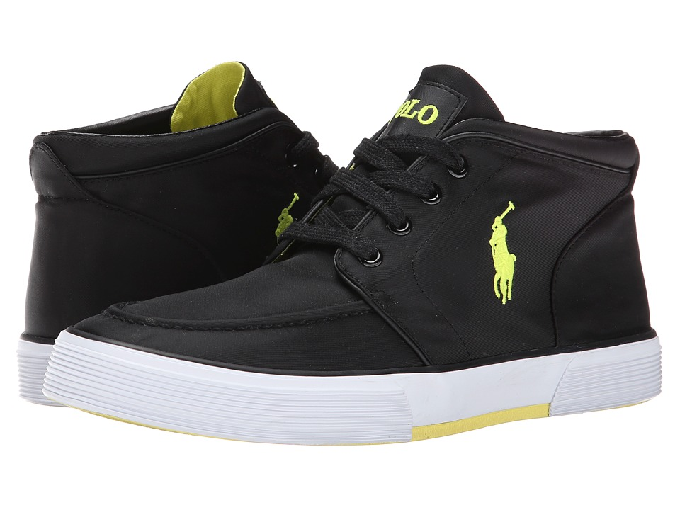 Polo Ralph Lauren - Federico-S (Black/Tech Nylon) Men