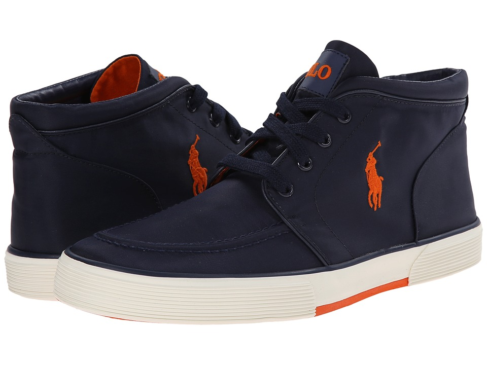 Polo Ralph Lauren - Federico-S (Newport Navy/Tech Nylon) Men
