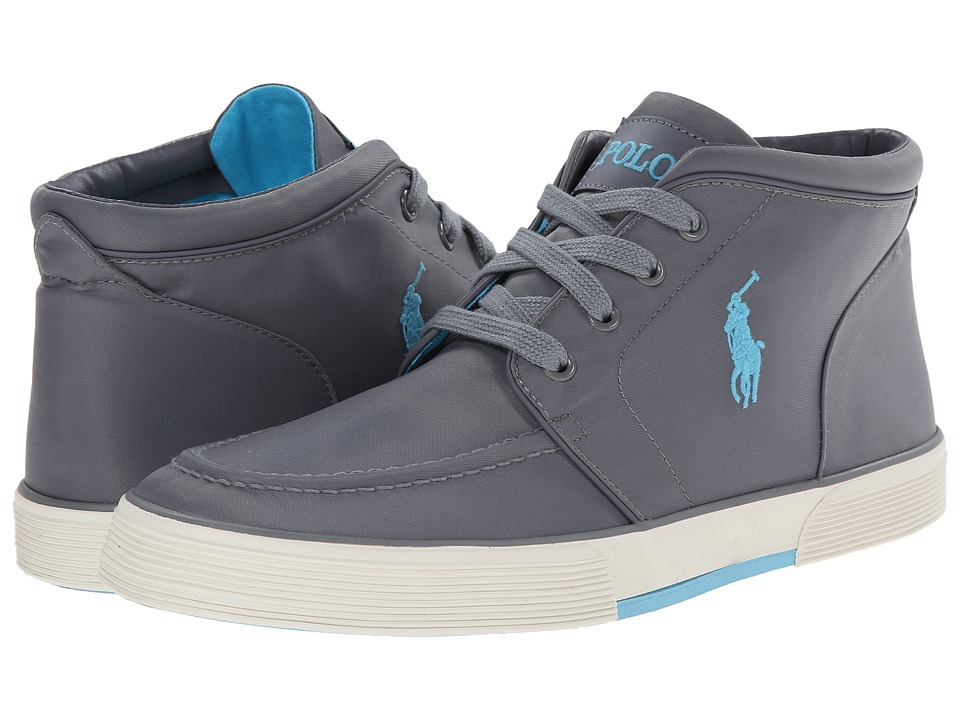 Polo Ralph Lauren - Federico-S (Grey/Tech Nylon) Men