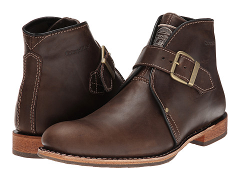 Caterpillar - Haverhill (Tarnish) Men's Boots