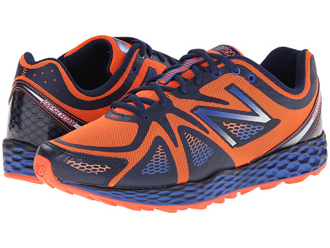New Balance - MT980v1 (Blue/Orange) Men's Shoes