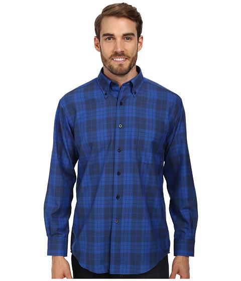 Pendleton - Sir Pendleton Wool Shirt (Pendleton Blue Plaid) Men
