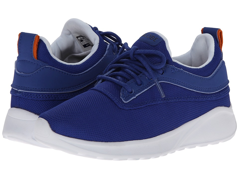 Globe Kids - Roam Lyte (Little Kid/Big Kid) (Blue/White) Boy's Shoes