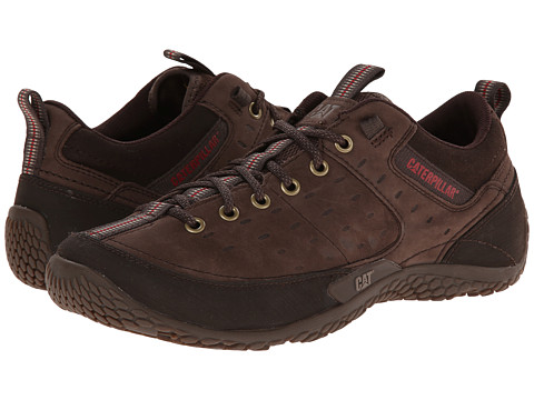 Caterpillar - Edge (Espresso) Men's Lace up casual Shoes