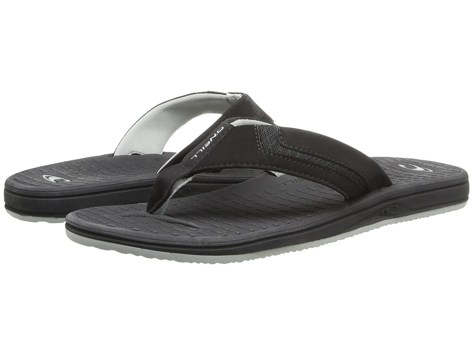 O'Neill - Gooru '15 (Black) Men's Sandals