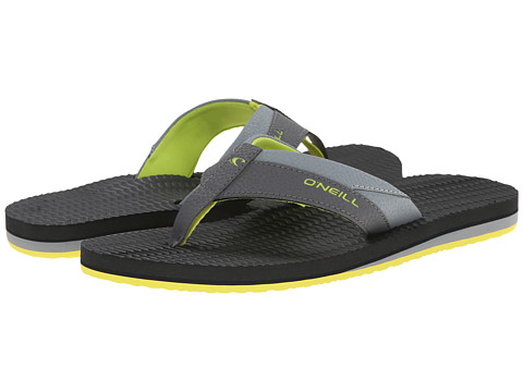 O'Neill - Psycho Freak '15 (Grey) Men's Sandals