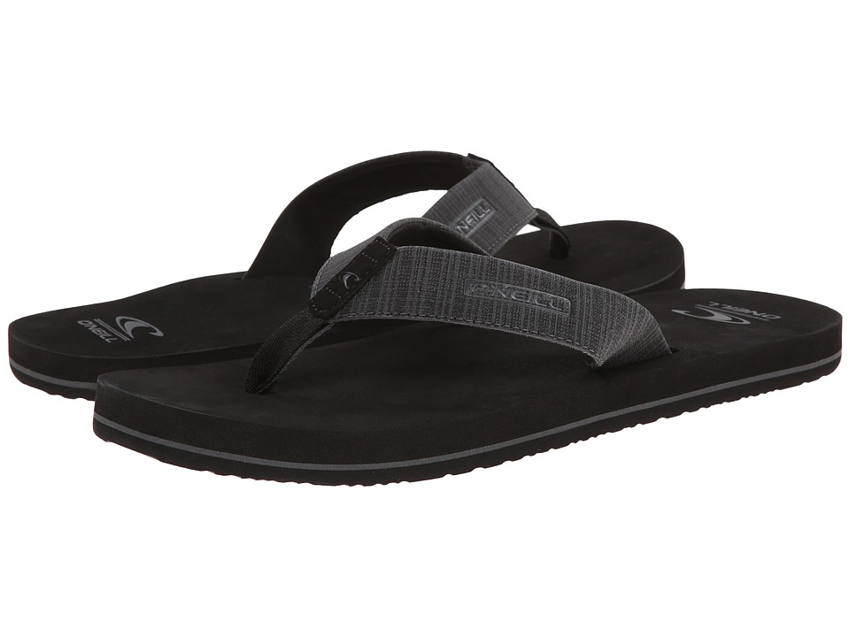 O'Neill - Breaker (Black) Men's Sandals