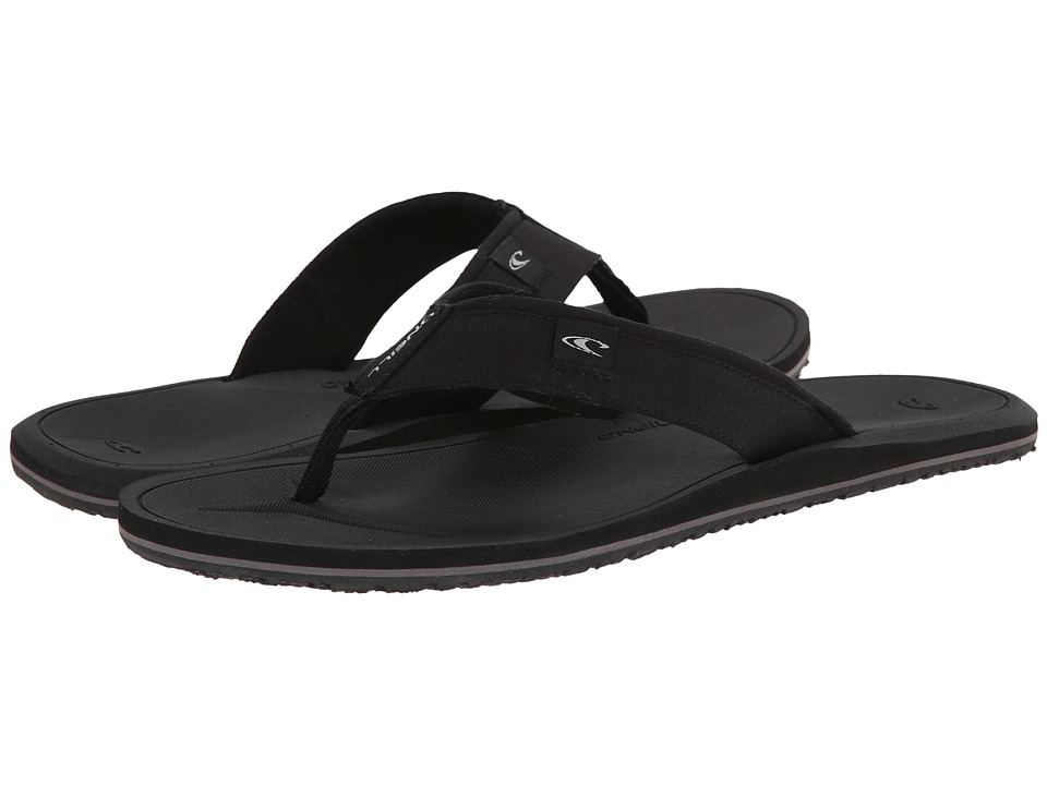 O'Neill - Nacho Libre '15 (Black) Men's Sandals