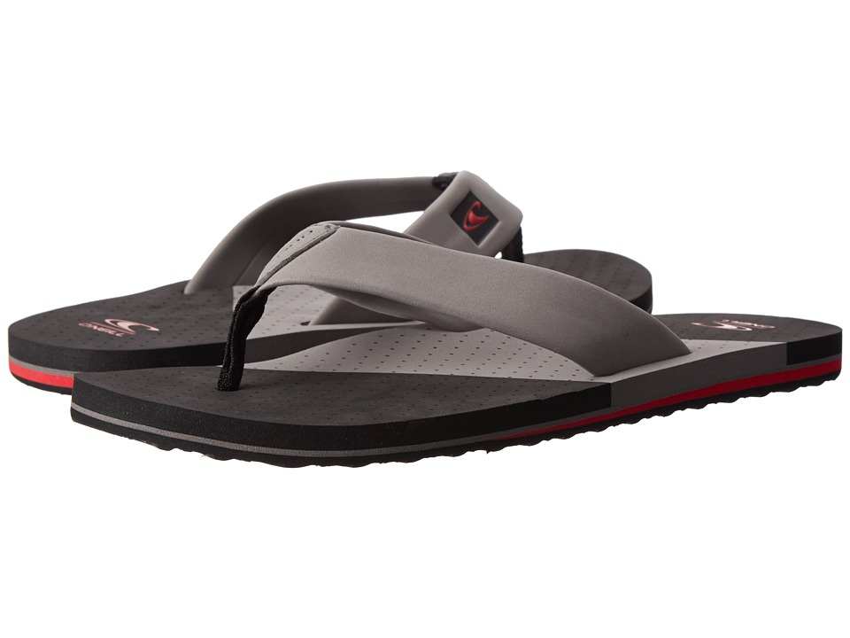 O'Neill - Gringo Plus (Black/Grey) Men's Sandals