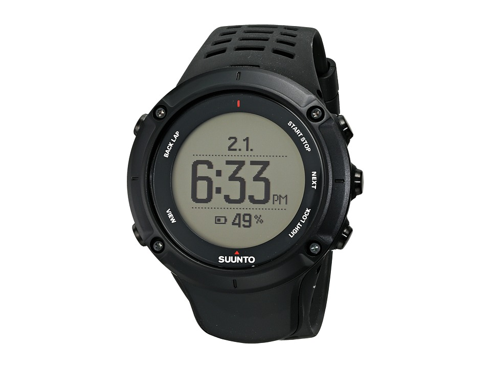Suunto - Ambit 3 Peak Heart Rate (Black) Watches