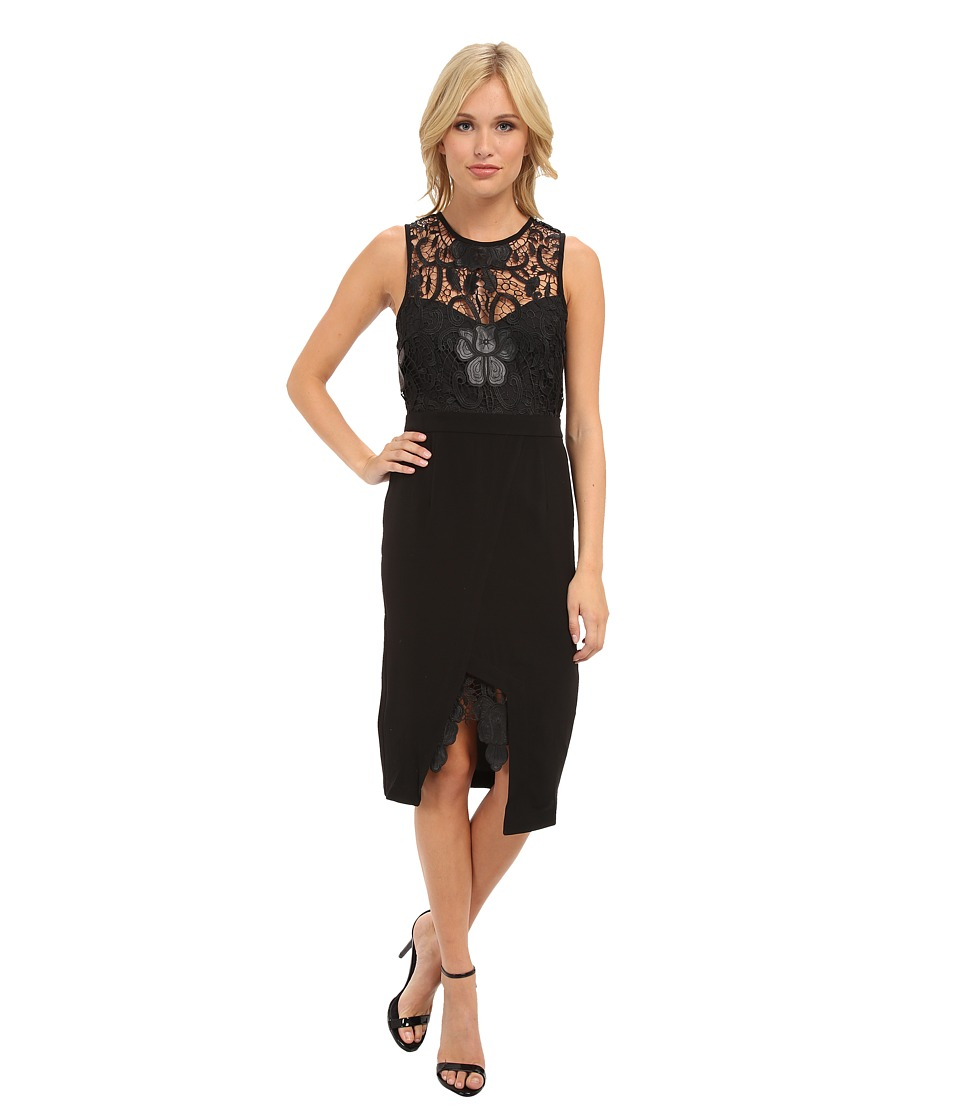 StyleStalker - TLC Dress (Black) Women's Dress