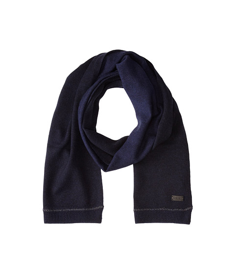 John Varvatos Star U.S.A. - Jersey Whip Stich (Navy) Scarves