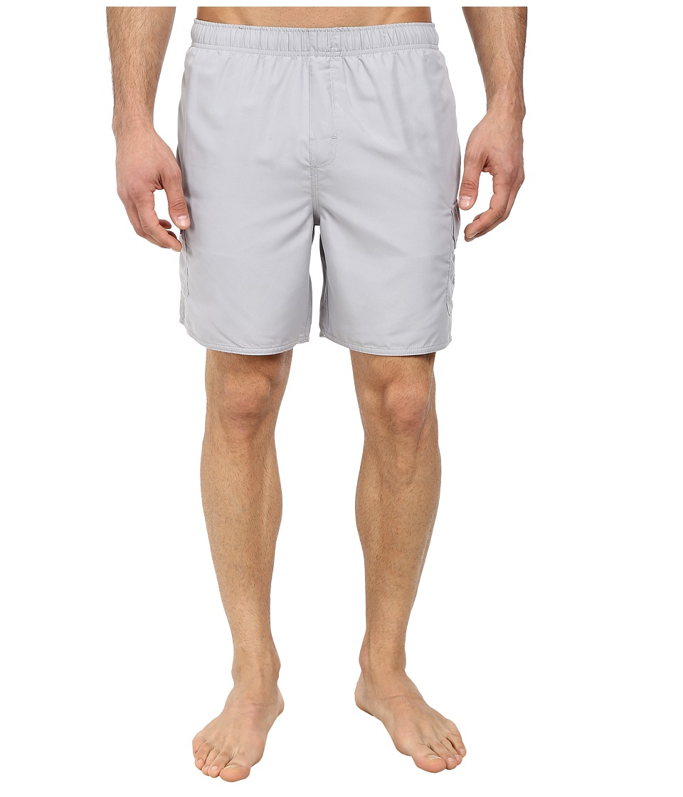 Quiksilver Waterman - Balance 6 Elastic Waist Volley Short (Zinc) Men's Shorts
